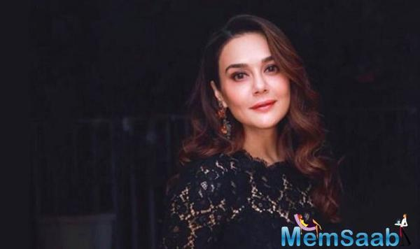 #MeToo India: Preity Zinta says Bollywood is 'very safe' for women