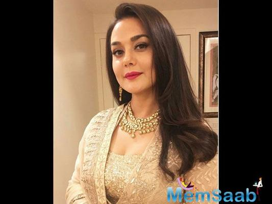 Preity Zinta also said if female actors devote as much time as their male counterparts to the film career, it would be possible for heroines to have a longer shelf-life.
