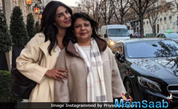Priyanka Chopra and Madhu Chopra's quick Paris trip was all about shopping!