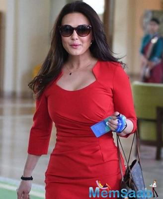 #MeToo: Preity Zinta pens open letter to apologise for 'hurting sentiments'