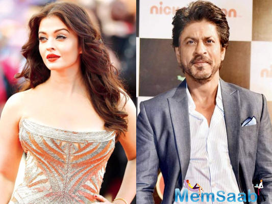 Will Shah Rukh Khan, Aishwarya Rai Bachchan team up?