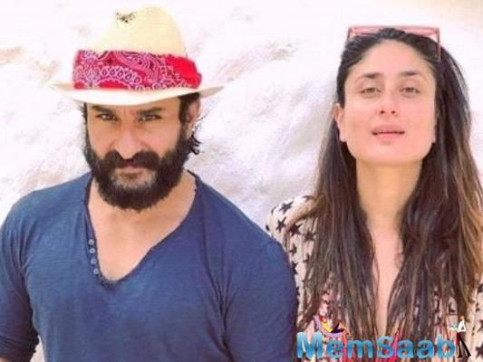 Saif Ali Khan: Feel happy whenever Kareena Kapoor calls me beautiful