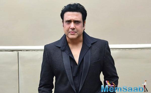 Govinda: It's not a good environment in the film industry