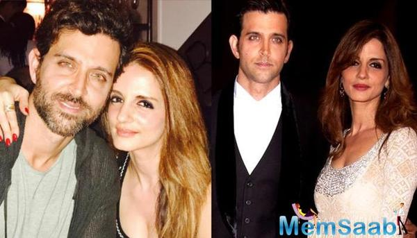 Last evening, Hrithik seemed to have got emotional. The actor penned a heartfelt note for his 'closest friend' Sussane on Sunday.