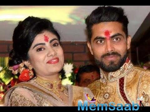 Ravindra Jadeja, wife Rivaba Solanki meet Prime Minister Narendra Modi