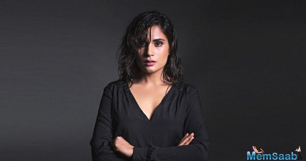 Richa Chadha begins shooting for panga in Bhopal