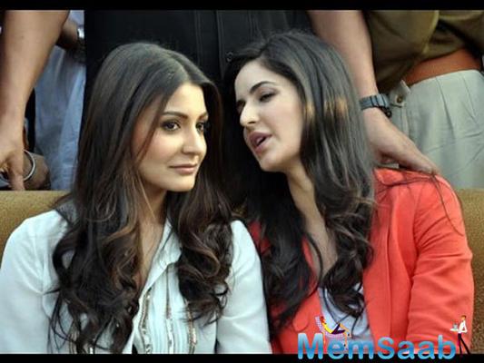 Katrina Kaif is not a pretentious actor: Anushka Sharma
