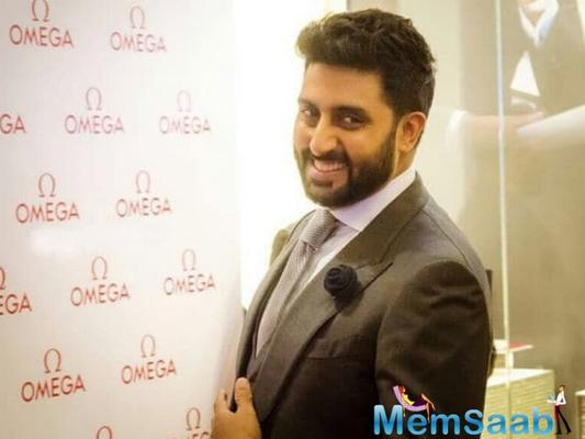 Abhishek Bachchan: There's sacrifice in everything you do