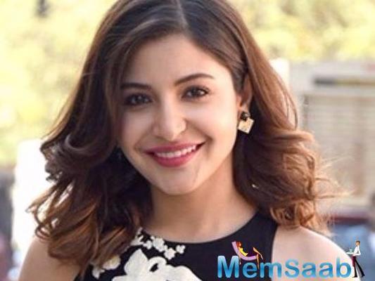 Anushka Sharma never feels 'settled or happy' with self