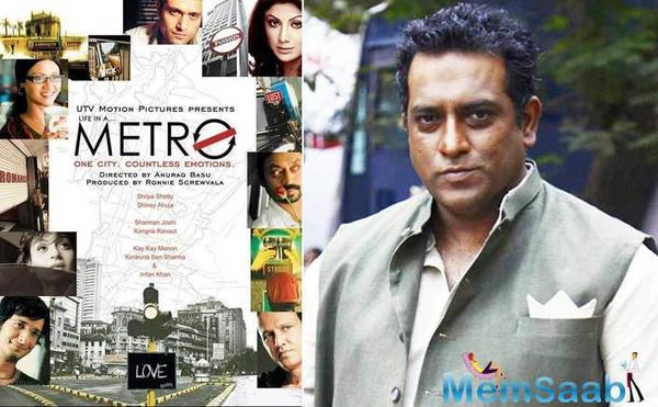 Anurag Basu's next film is not a sequel to
