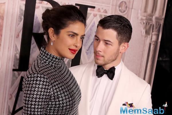 Priyanka Chopra, Nick Jonas tie the knot in a traditional Hindu ceremony