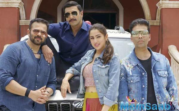 Simmba trailer: The Ranveer Singh starrer is one big déjà vu