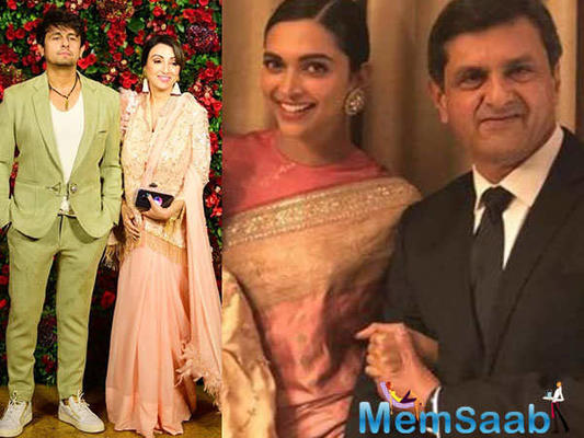 DeepVeer wedding reception: Sonu Nigam sang for Prakash Padukone