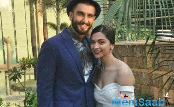 """""""Rohit sir had shown her a few rushes. She doesn't overreact on anything in life. So when the screen was off, she looked at me and said, 'Hot lag raha hai',"""" Ranveer recounted."""
