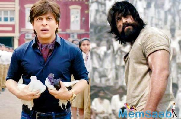 South Star Yash: Aware of SRK's strength, but we have bigger market