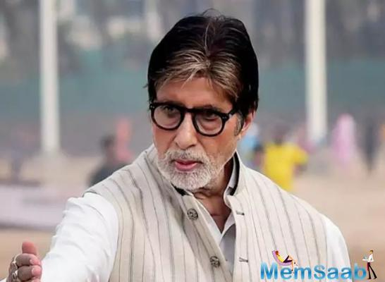 Amitabh Bachchan urges people to come forward to help rebuild Tamil Adu