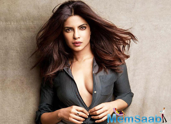 Priyanka Chopra reacts on a bizarre article that called her 'global scam artist'