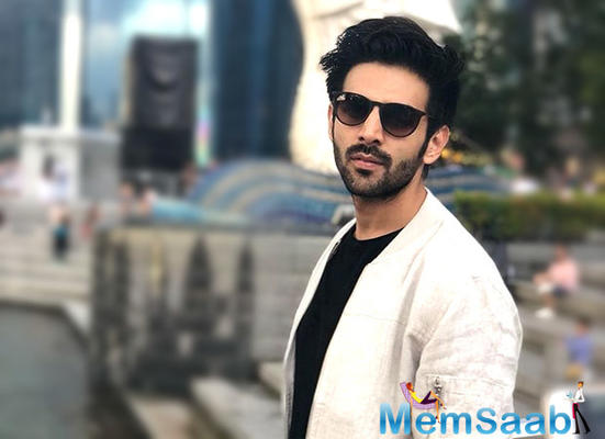 Starting the year with a bang and breaking the box office numbers, Kartik Aaryan swiftly entered the 100 Cr.