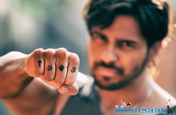 Sidharth Malhotra begins shooting for Milap Zaveri's Marjaavaan