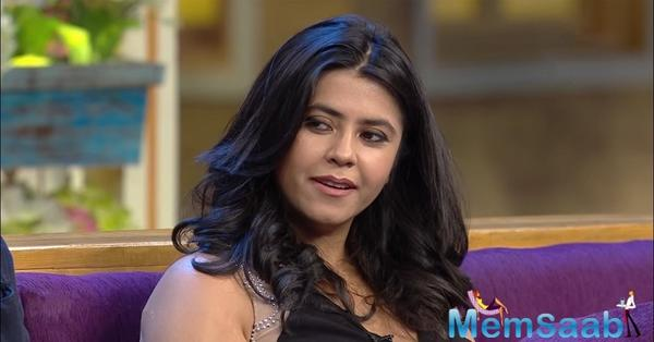 But the never-say-die producer has her answers ready. Defending the allegations, Ekta speaks about sex and superstition.