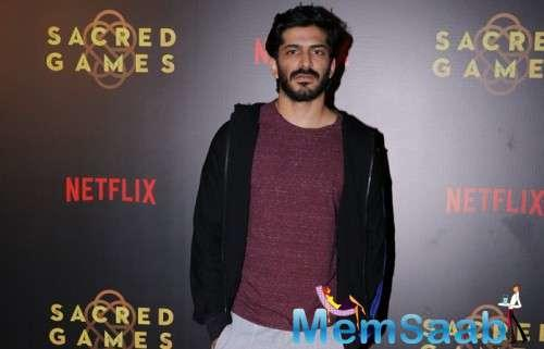 Harshvardhan Kapoor ready to shoot Abhinav Bindra biopic?