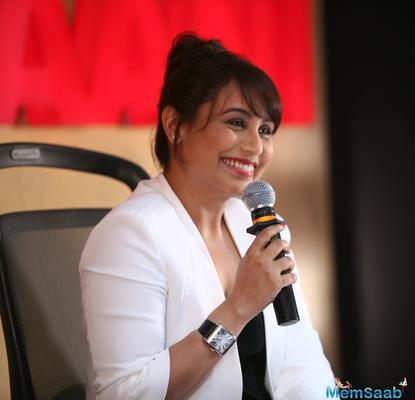 Rani Mukerji, who recently celebrated her daughter Adira's third birthday, has announced her next Bollywood project, Mardaani 2. The upcoming cop drama will be a sequel to Rani's 2014 critically acclaimed hit.