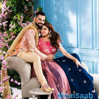 Anushka Sharma and Virat Kohli wish each other 'Happy First Wedding Anniversary'