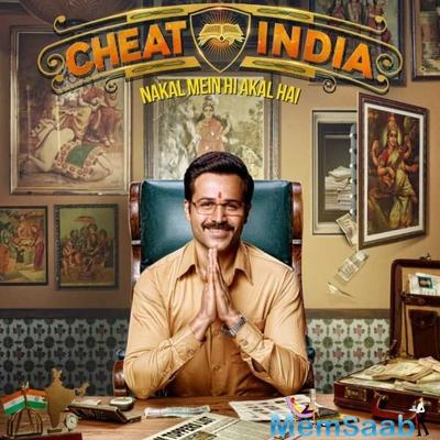 Cheat India trailer: Emraan Hasmi's film has a solid youth connect