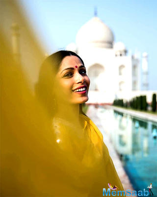 Freida Pinto is on a pilgrimage of love with beau Cory Tran