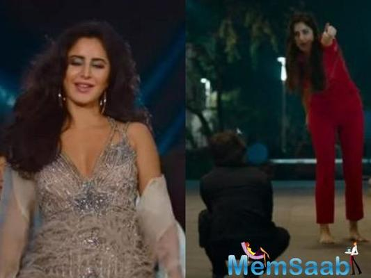 Katrina Kaif: Husn Pascham is the introduction to my character Babita Kumari