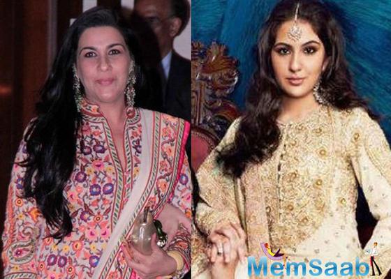 Sara Ali Khan on missing her maternal grand mom