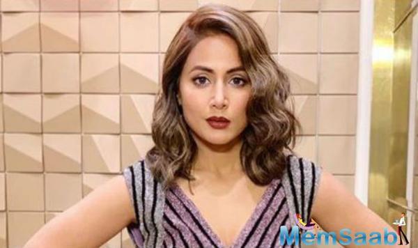 Hina Khan praises Ranveer Singh for his chivalry, calls him a gentleman