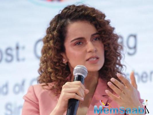 Kangana Ranaut: Directing is like a worker's life