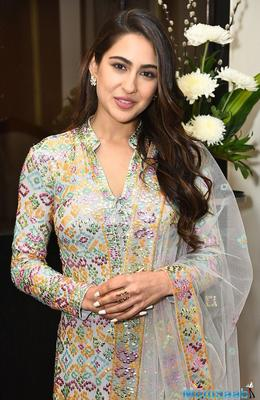Sara Ali Khan: Sense of Balance needed in this Industry