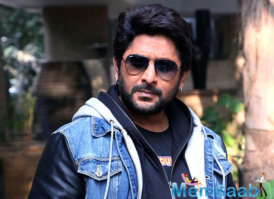 Arshad Warsi: It's a lot of fun playing a conman
