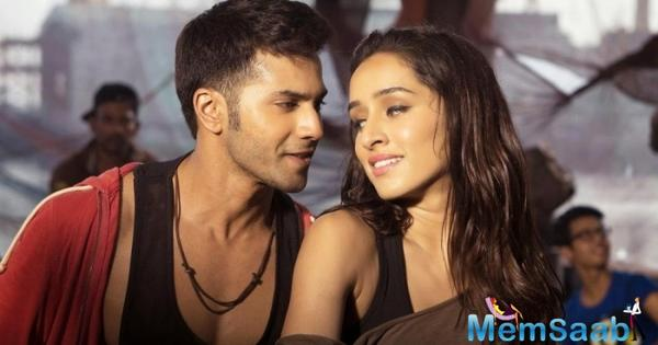 Varun Dhawan and Shraddha Kapoor starred opposite each other in ABCD 2.