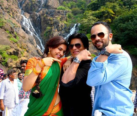 Rohit Shetty: Chennai Express wasn't a Shah Rukh Khan film for me, it was Deepika Padukone