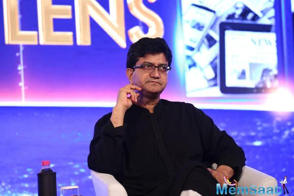 Everyone would like to see Manikarnika: Prasoon Joshi