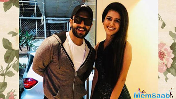 Priya Prakash Varrier has a fan girl moment with Katrina Kaif, Ranveer Singh & Varun Dhawan