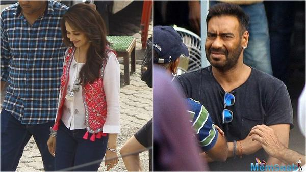 It's a wrap for Total Dhamaal; Madhuri Dixit has an emotional message