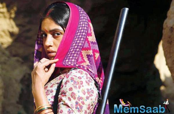 Bhumi Pednekar on Sonchiriya's prep: Locked myself for 45 days