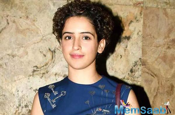 'Badhaai Ho' star Sanya Malhotra reveals how she prep for her characters