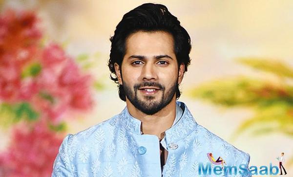 Varun Dhawan learns Bhangra and Gymnastics for Remo D'Souza's next