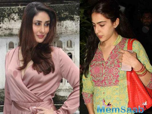 Rohit Shetty says Sara Ali Khan is a combination of Karisma and Kareena Kapoor Khan