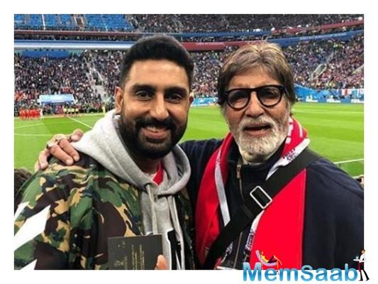 Koffee With Karan 6: When Amitabh Bachchan cried after watching Abhishek Bachchan's Manmarziyaan