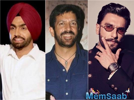 Punjabi star Ammy Virk to play this fast bowler in Ranveer Singh's '83