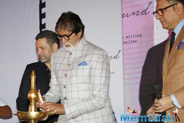 Speaking about Irani during media interactions, Bachchan said that he admires the actor and wished him all the best.
