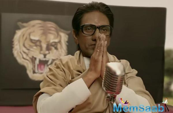 Thackeray celeb review: Bollywood can't stop praising Nawazuddin Siddiqui-starrer