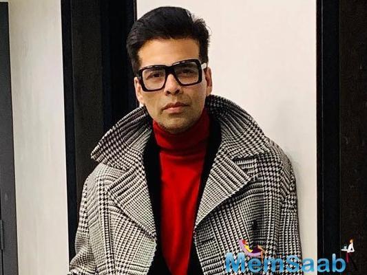 Karan Johar wants to direct a film on gay love soon