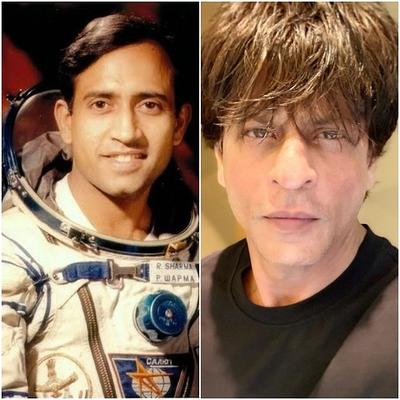 Rakesh Sharma biopic: After Vicky Kaushal, Rajkummar Rao also in the running to replace SRK